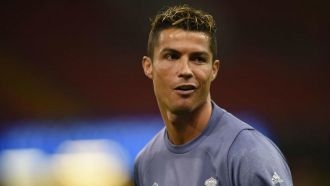Cristiano Ronaldo is back