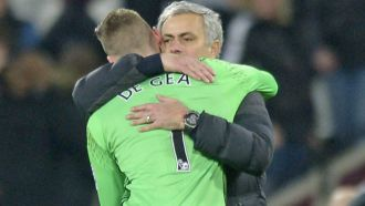 De Gea knows he can leave Manchester United