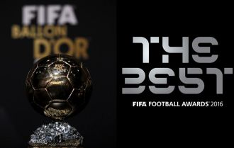 Ballon d'Or and FIFA's 'The Best': The differences