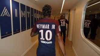 Neymar unveiled at PSG: & quot; I & # 039; ve never been motivated by money & quot;