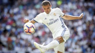 PSG and Manchester City line up as Pepe turns away from China move