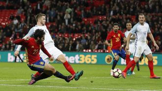 Spain resurface at Wembley