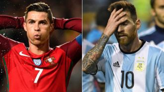 Cristiano Ronaldo and Messi put the World Cup on alert
