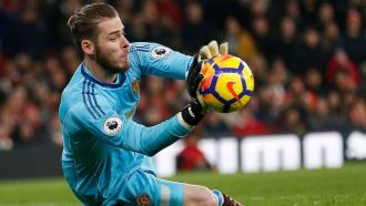 De Gea is once again a favorite to join Real Madrid