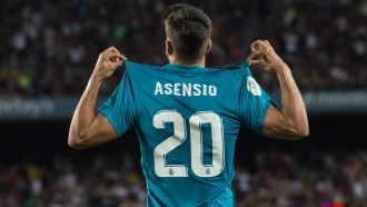 Marco Asensio is a diamond