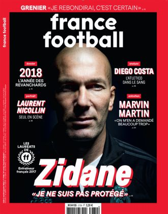 Zidane: The danger is there but I & # 039; m not going to change, I know how to react