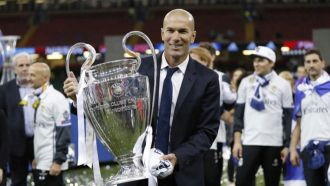 Zidane: The key is that the players get annoyed