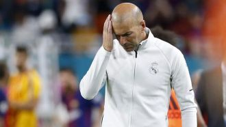 Three matches without a win: work for Zidane to do before August 8th