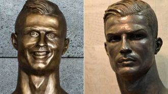 Latest Cristiano Ronaldo statue revealed: Is it better than the last one?