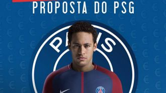 Brazilian media report that Neymar has already accepted an offer from PSG