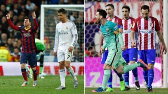 For Barcelona, LaLiga is won in Madrid