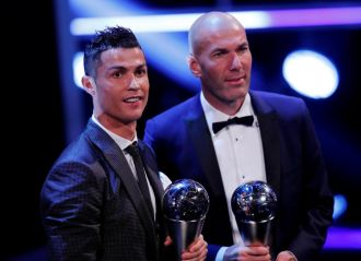Ronaldo beats Messi and Neymar to be voted best player