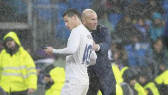 James-Zidane: The reunion