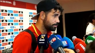 Diego Costa: Conte has told me that I'm not wanted at Chelsea