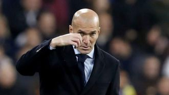 Zidane: I am pleased that Real Madrid will be fine by February