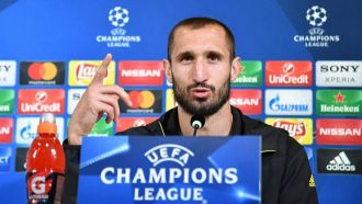 Chiellini: Juventus have more belief than two years ago