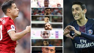 Barcelona have four days to complete nine deals