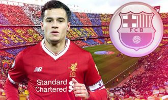 Barcelona have two winter transfer records in sight in Coutinho pursuit
