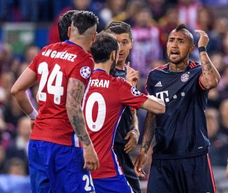 Vidal: Atletico will sit back and defend