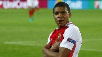 Real Madrid approach Mbappe