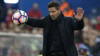 Simeone: I spoke to Theo 20 days ago and we know what was said