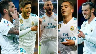 Zidane's headache: Five candidates to start in Kiev