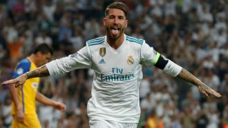 Sergio Ramos has already signed his Real Madrid contract extension