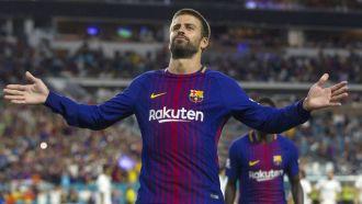 Real Madrid-Barcelona: 2-3
