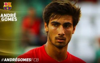 Barca Gulf with Andre Gomes