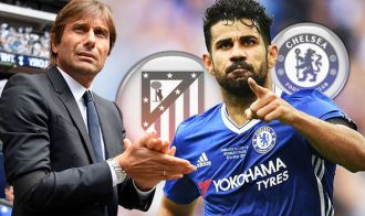 Diego Costa may sabotage £ 49m move to Atletico Madrid