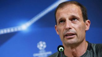 Allegri: I don't think it's right to make Juve favourites and I don't like it