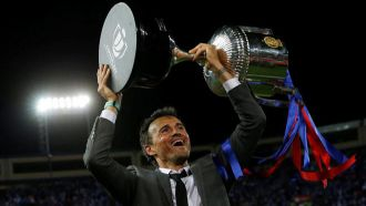 Luis Enrique: My future? I'm even open to changing sports