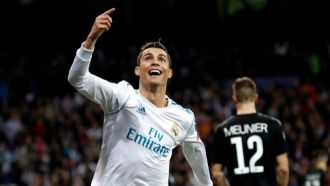 Cristiano Ronaldo: This is the Champions League and Real have the experience