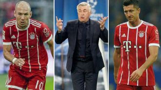 "Hoeness: ""Ancelotti had five players against him"""