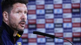 Simeone: Barcelona are still the best in the world