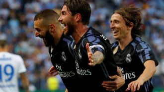 Zidane: & quot; The players were f ***** g fantastic & quot;