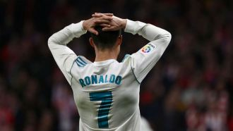 Cristiano Ronaldo's domestic drought has become a serious concern for Real Madrid