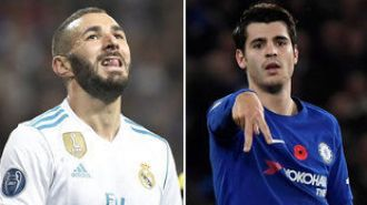 Benzema and the nostalgia for Morata