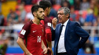 Fernando Santos: Portugal will not play better without Cristiano Ronaldo
