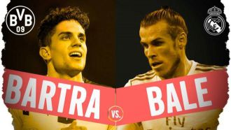 Bale vs Bartra: The rematch