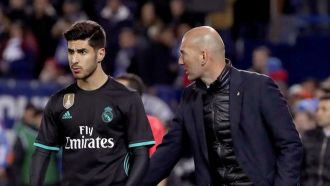 Asensio is overtaking Benzema, Bale and Isco in the race to start in Paris