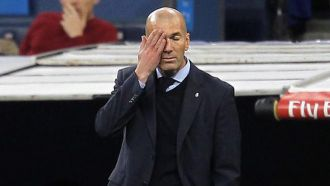 Zidane on whether he'll be fighting for his job vs PSG: That's clear