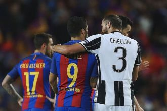Luis Enrique: Barcelona's poor first leg at Juventus knocked us out