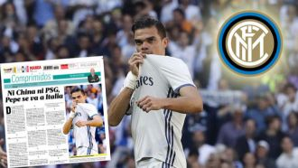 Pepe will join Inter