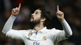 Real Madrid offer Isco a six-year contract