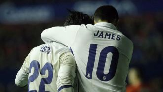 Will Isco and James find themselves back in the same XI?