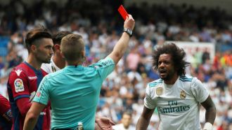 Real Madrid develop serious refereeing suspicions