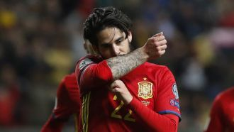 Isco hits out at 'invented' Barcelona rumours