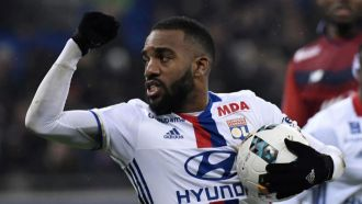 Lacazette reveals Barcelona's interest in the Lyon striker last summer