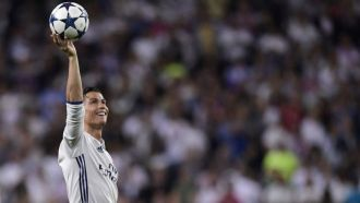 Cristiano Ronaldo: I just ask that the Bernabeu never jeers me